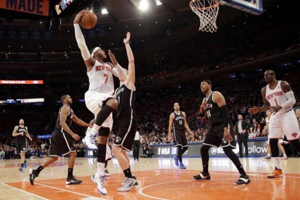 Knicks beat Nets