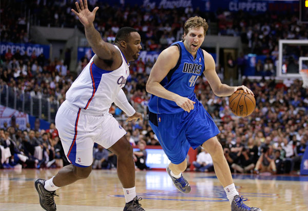 Mavs beat Clippers