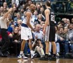 Mavs vs Spurs