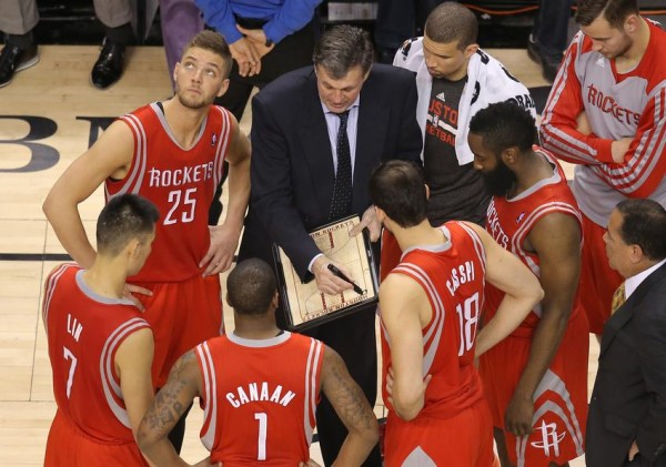 McHale Rockets e1398263207643 Houston Rockets   Kevin McHale, Not Jeremy Lin or James Harden, is What Matters