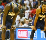 Pacers lose to Hawks