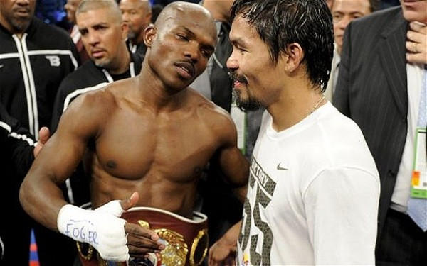 Pacquiao got robbed vs Bradley