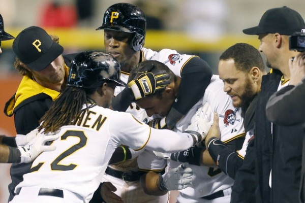 Pirates beat Cubs