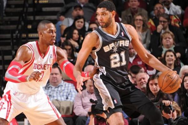 Rockets beat Spurs