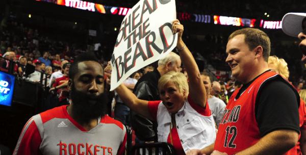 Rockets lose to Blazers