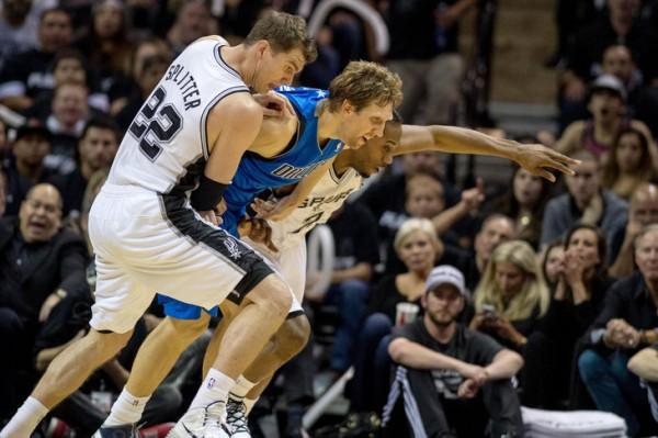 Spurs vs Mavs