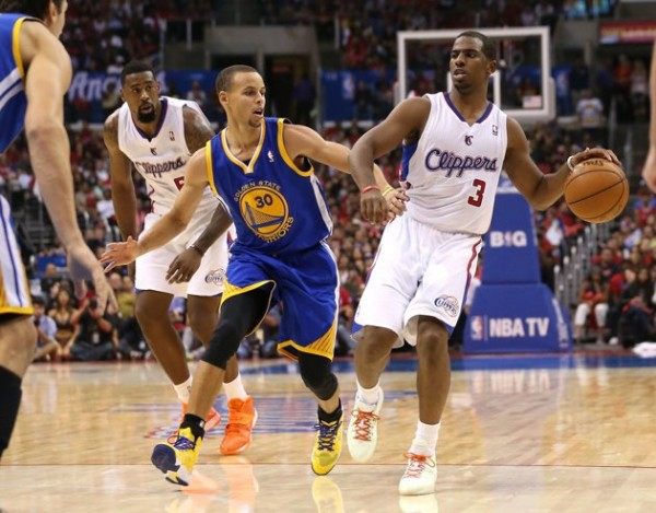 Warriors vs Clippers