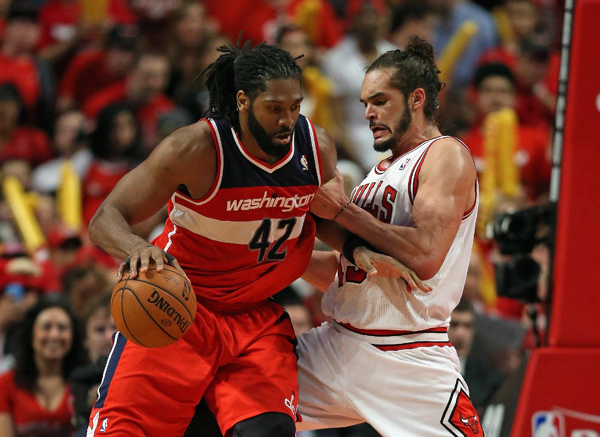 Wizards beat Bulls Wizards Over Bulls   Nothing Special About Game 1 Upsets