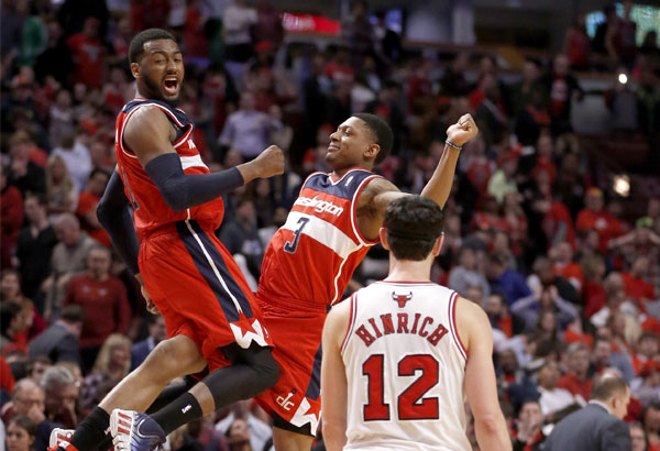 Wizards beat Bulls