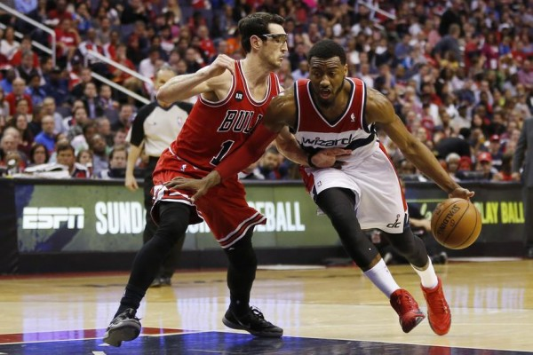 Wizards beat Bulls