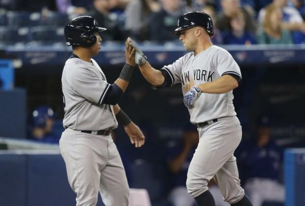 Yankees beat Blue Jays