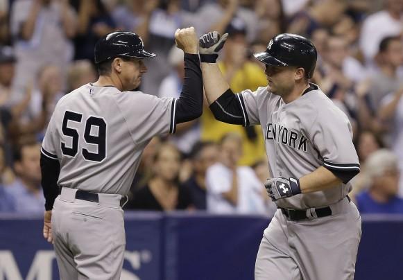 Yankees beat Rays