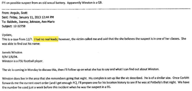 Jameis Winston email