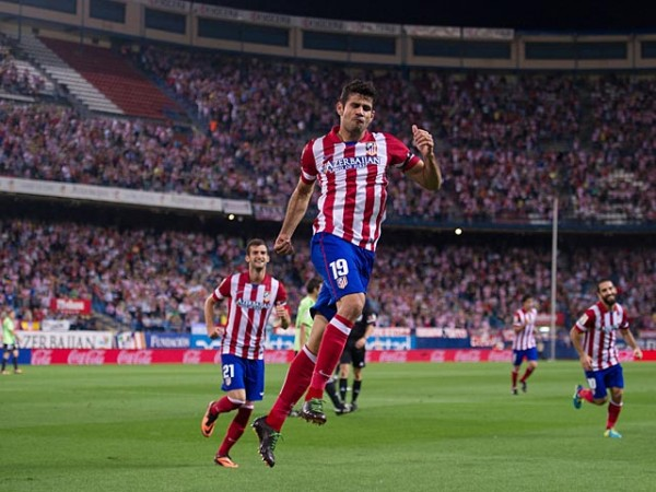 Atletico Madrid 1 Real Madrid 0