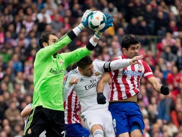 Atletico Madrid 2 Real Madrid 2