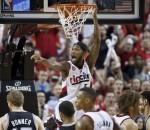 Blazers beat Spurs