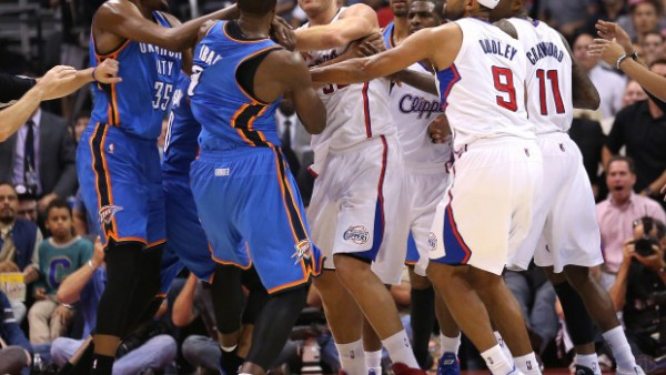 Clippers, Thunder, Hate