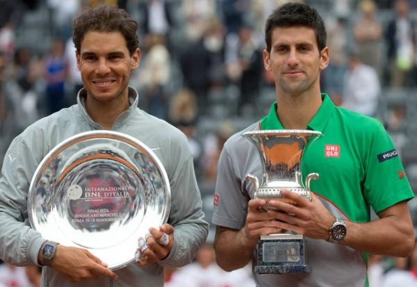 Djokovic, Nadal