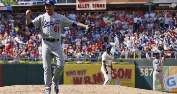 Dodgers beat Phillies