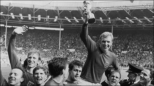 England - 1966
