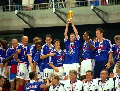 France - 1998
