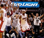 Heat beat Pacers