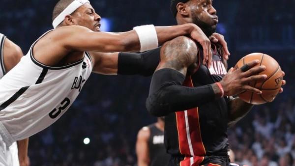Heat vs Nets