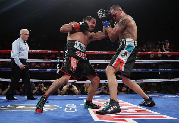 Marquez vs Alvarado