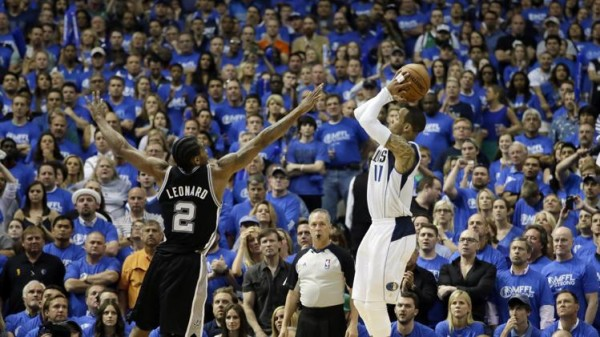 Mavericks vs Spurs