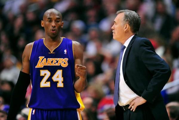 Mike D'Antoni, Kobe Bryant