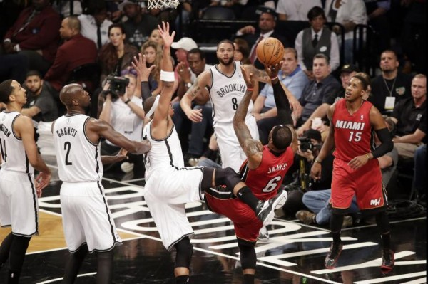 Nets vs Heat