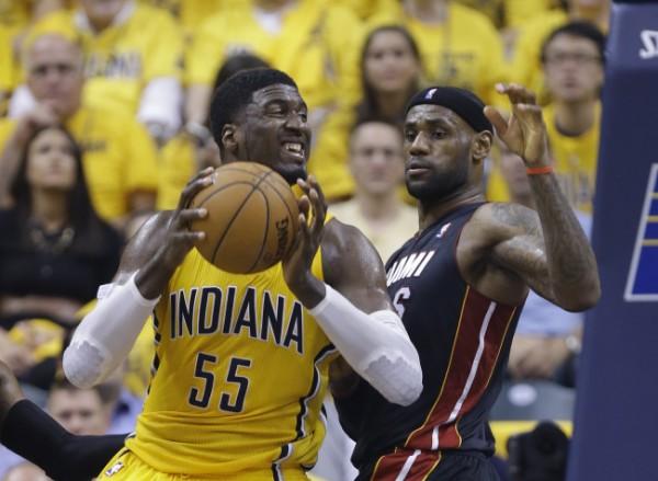 Pacers vs Heat
