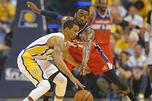 Pacers vs Wizards
