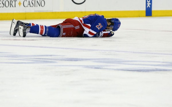 Rangers Down