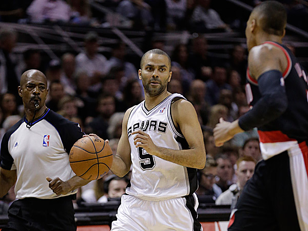 Spurs beat Blazers