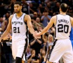 Spurs beat Thunder