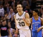 Spurs beat Thunder