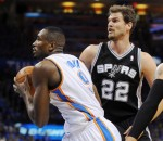 Spurs vs Thunder
