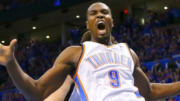 Thunder beat Spurs