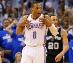 Thunder beat Spurs
