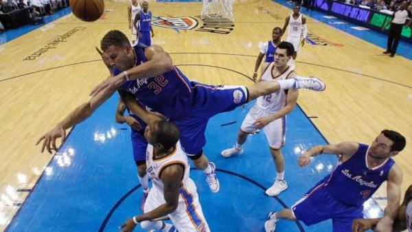 Thunder vs Clippers