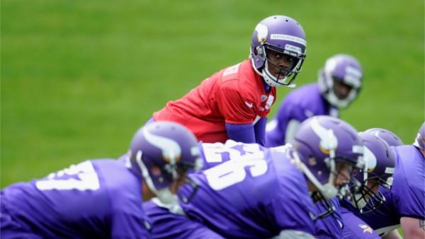 Vikings Quarterback