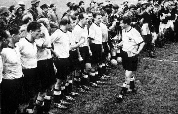 West Germany - 1954