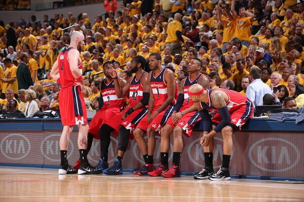Wizards beat Pacers