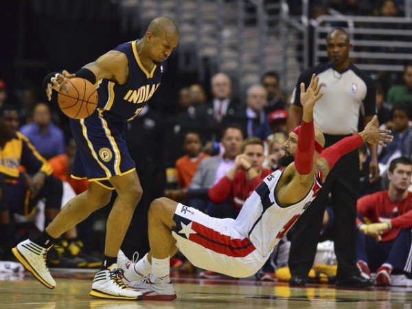 Wizards vs Pacers