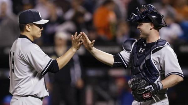 Yankees beat Mets