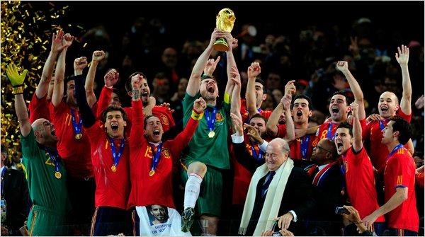 2010 World Champions