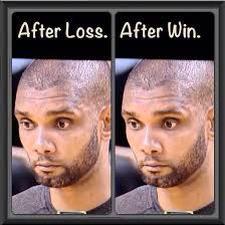 After loss vs After win