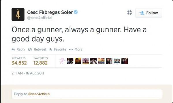 Always a gunner
