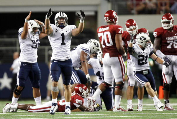 College Football Realignment - Big 12 Adding BYU Doesn't